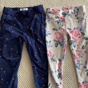 Cute h and m pants